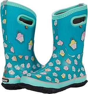 BOGS Kids' Classic Waterproof Rainboot Rain Boot