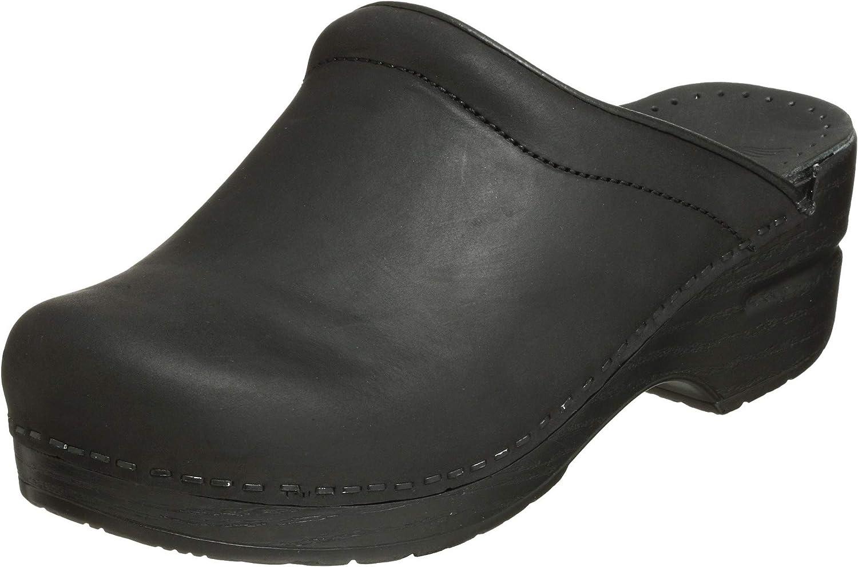 Dansko Sonja Oiled Leather Clog