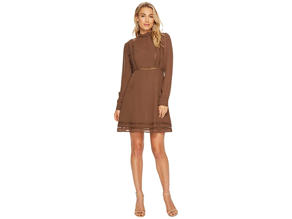 ASTR the Label Kirsten Dress (Kiwi) Women