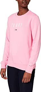 Tommy Jeans Tjw Regular Essential Logo Maglione Donna