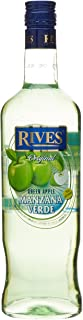 Rives Licor Manzana Verde sin Alcohol - 700 ml