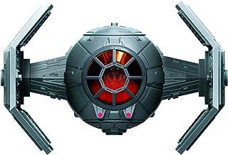 Star Wars Mission Fleet Stellar Class Darth Vader TiE avancerad figur och fordon med 6,5 cm skala, leksaker för barn från ...