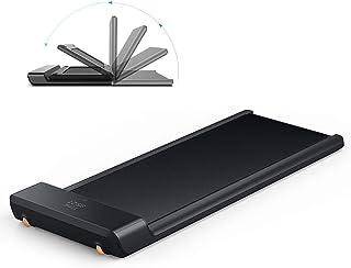WalkingPad A1 Pro Smart Walk Folding Treadmill - Slim Foldable Exercise Fitness Equipment Under Desk Running Walking Pad O...