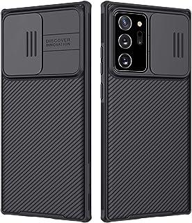 Nillkin Samgsung Galaxy Note 20 Ultra ケース 革新保護ケース ギャラクシーNote 20 Ultra カバー 【TPU+PC】耐衝 スライド式 カメラレンズ保護 (Galaxy Note 20 Ultra)