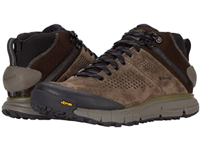 Danner 4 Trail 2650 Mid GTX (Brown/Military Green) Men