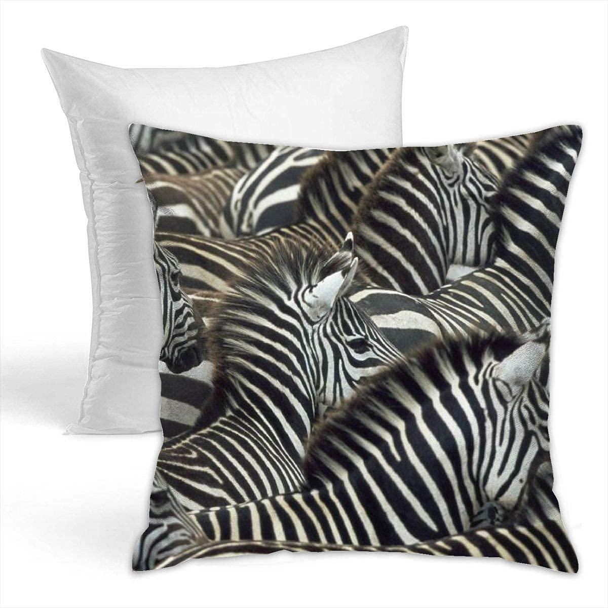 QIAOQIAO Animal Zebra Decorative Throw Courier shipping free shipping Bed for Pillow Couch Cush High order