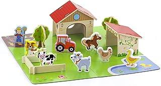3D Wooden Farm