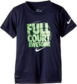 Nike Kids - Full Court Awesome Dri-FIT Tee (Toddler)