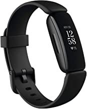Fitbit Inspire 2 Health & Fitness Tracker with a Free 1-Year Fitbit Premium Trial, 24/7 Heart Rate, Black/Black, One Size ...