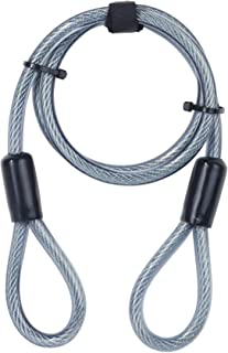YALE YC1/10/120/DB1 Security Cable 1200mm, Grey