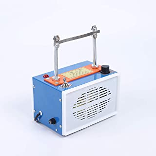 Electric Rope Cutter, Bench Mount Electric Heating Cut Rope Cord Tape Cutting Machine Electric Hot Knife Heating Knife Straps Cutter Ribbon Rope Cutter Cutting Tool (USA Stock)