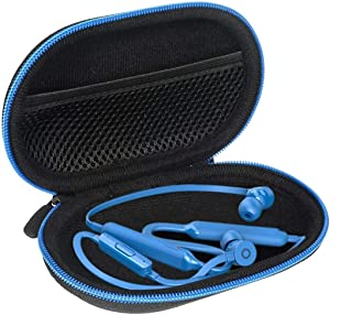 WGear Protective Case for BeatsX, Powerbeats2, Powerbeats3, Urbeats Earphones, Mesh Pocket for Cable and Other Accessories...