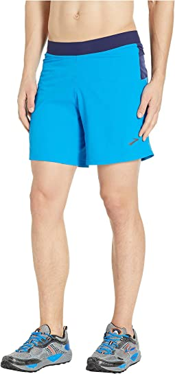 "Cascadia 7"" 2-in-1 Shorts"