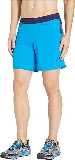 """Cascadia 7"""" 2-in-1 Shorts"""