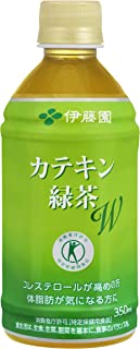 【伊藤園 公式通販】カテキン緑茶 PET350ml × 24本入[トクホ]