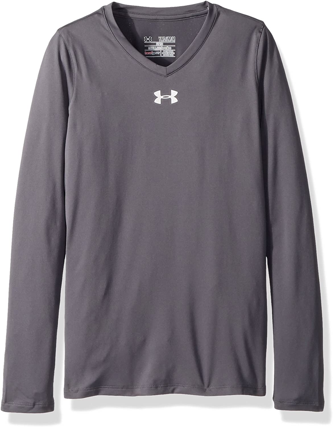 Under Armour Girls' Power Alley Long Sleeve