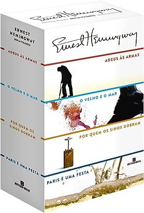 Ernest Hemingway - Caixa Exclusiva com 4 Volumes