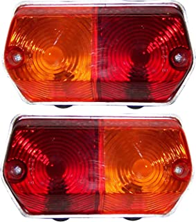 Bajato 2/x LED Outline Marker lampe tracteur Camion Remorque Bus 24/V 11002800