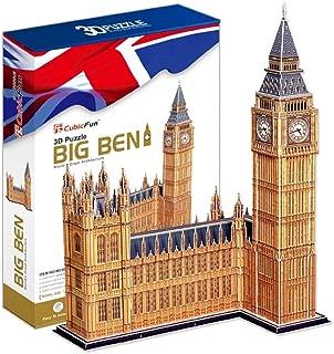CubicFun 3D Puzzle Big Ben UK (MC087H)