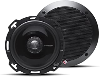 "Rockford Fosgate T16 Power 6"" 2-Way Full-Range Speaker (Pair)"