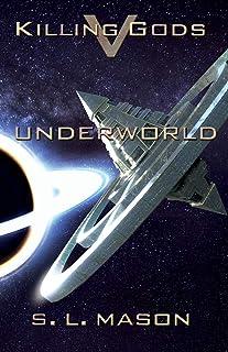 Underworld: An Alternate History Space Opera with Greek Mythology.