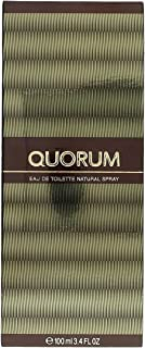 Quorum By Puig For Men. Spray 3.4 Ounces