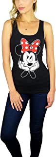 Minnie Mouse Hipster Nerdy Tank Top
