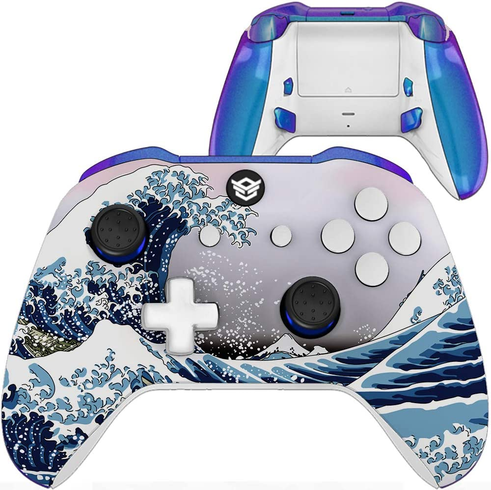 HexGaming Blade Controller Some reservation 2 Paddles Mappable Interchangeable Max 61% OFF