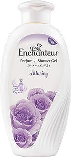 Enchanteur Alluring Shower Gel, Shower Experience with Fine Floral Fragrance, 250 ml, 2UE0703