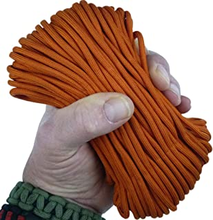 MilSpec Paracord/Parachute Cord,  8 or 11 Strands,  600 or 800 lb. Break Strength. Guaranteed Military Specification Compliant,  550 or 750 Survival Cord,  Made in USA. 2 EBooks & Copy of MIL-C-5040H.