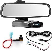 Radar Mount Mirror Mount + Direct Wire Power Cord + Micro Fuse Tap Escort IX EX Max360C (3001507) photo