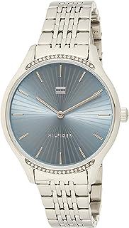 Tommy Hilfiger Reloj analógico de Cuarzo para Mujer Sunray