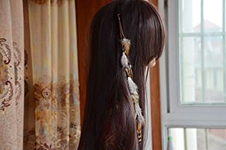hair ornaments (white)