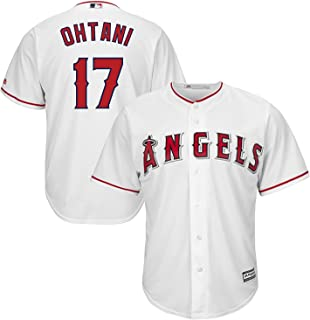angels white jersey