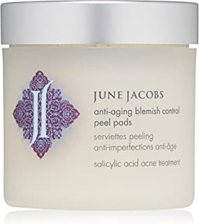 June Jacobs Anti-Aging Blemish Control Peel Pads, 60 Count