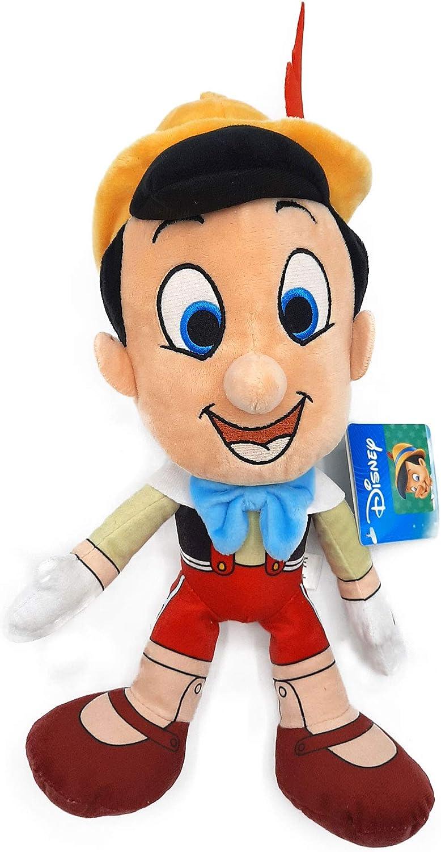 PTS – Peluche Pinocho de Madera Original Disney – 30 cm