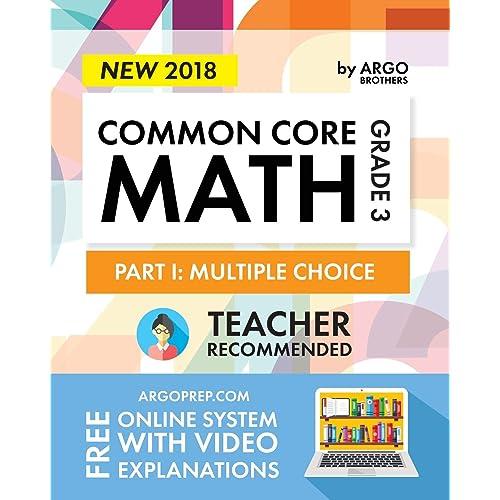 Common Core Math Grade 3: Amazon com