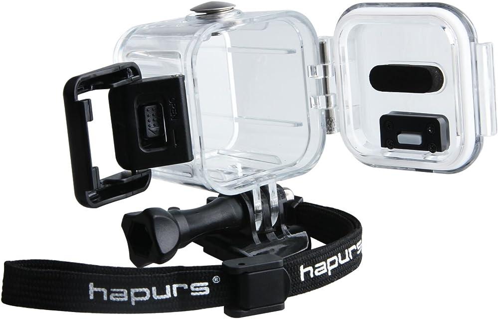 Hapurs Accesorios Carcasa protectora estuche impermeable para GoPro Hero 4 session 5 session ideal para el buceo