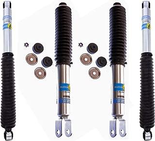 Bilstein 5100 Monotube Gas Shocks Set for 99-06 Silverado 1500 4WD w/Torsion