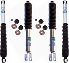 Bilstein 5100 Monotube Gas Shocks Set for 99-06 Silverado 1500 4WD w/Torsion