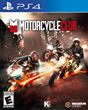Motorcycle Club - PlayStation 4
