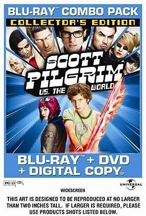 Uni Scott Pilgrim Vs The World