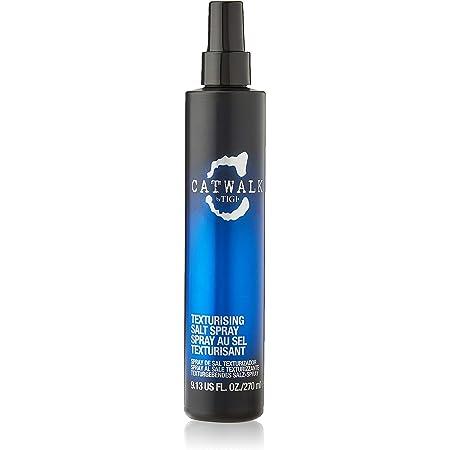 TIGI Catwalk Texturising Salt Spray per Texture Disordinata e Beach Waves