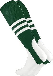 Sports Striped 7 Inch Baseball Softball Stirrups (Multiple Colors)