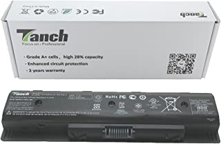 Tanch Laptop Battery PI06 for HP 709988-421, 710416-001, 710417-001, HSTNN-DB4N, HSTNN-LB40, HSTNN-LB4N, HSTNN-LB4O, HSTNN-YB40, HSTNN-YB4N, HSTNN-YB4O,Envy 17, Envy 15,10.8V, 4200mAh,