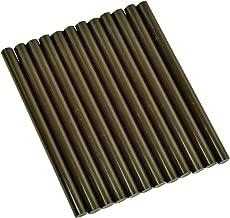GlueSticksDirect Brown Dark Chocolate Colored Glue Stick mini X 4