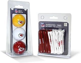 NFL 3 Ball/50 Tee Pk