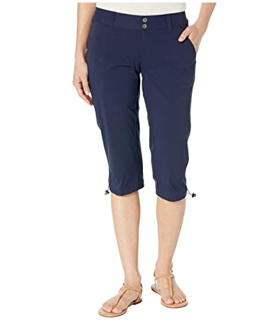 Columbia Saturday Trail II Knee Pant (Dark Nocturnal) Women
