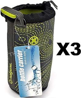 Nalgene Water Bottle Sleeve 32oz Gray & Green Neoprene Insulated W/M (3-Pack)