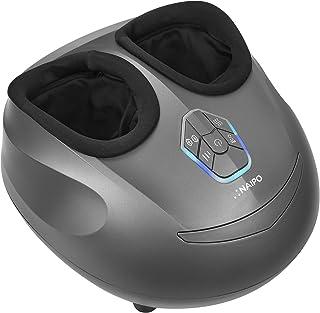 Foot Massager Machine Foot Massage Shiatsu with Heat Electric Deep Kneading Feet Massager for Foot Care, Plantar Fasciitis Pain Relief